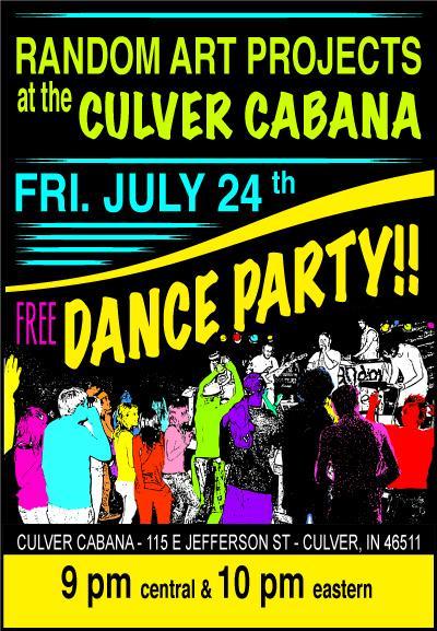 RAP @ Culver Cabana 7/24/09