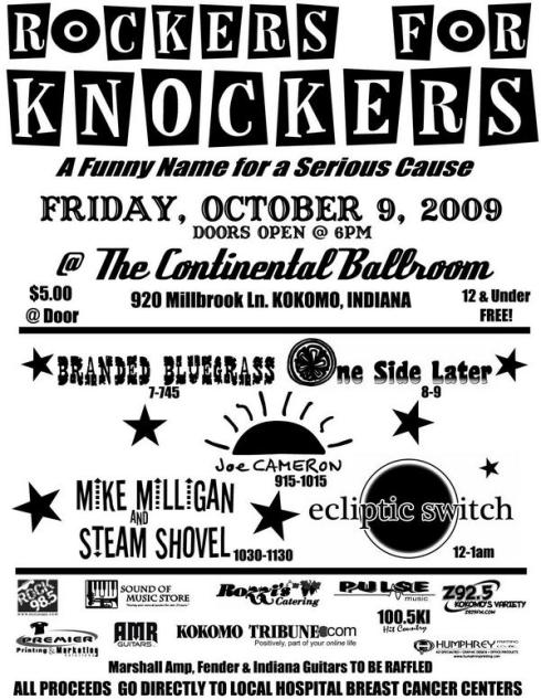 rockers for knockers